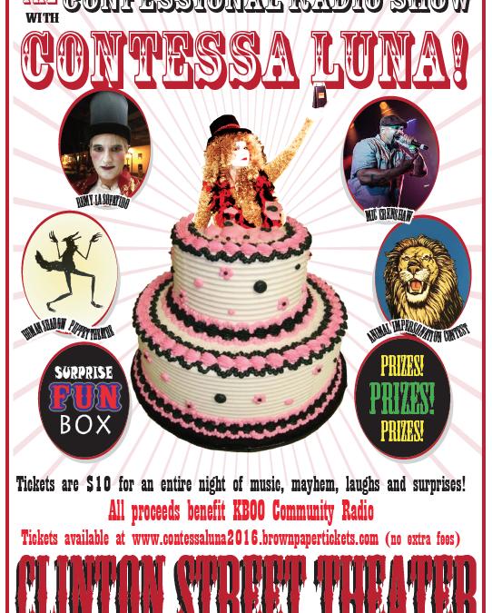 contessa poster clinton street theater portland